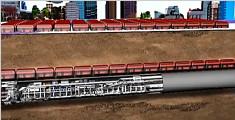美国富翁不满拥堵交通 自修专用隧道直达公司
