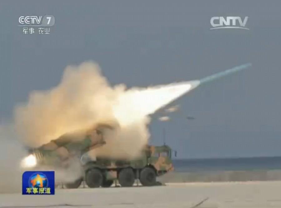 美智库最新报告盯上西沙 预测将部署巡航导弹