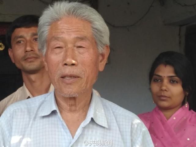 这名滞留印度54年的中国老兵 即将回到家乡
