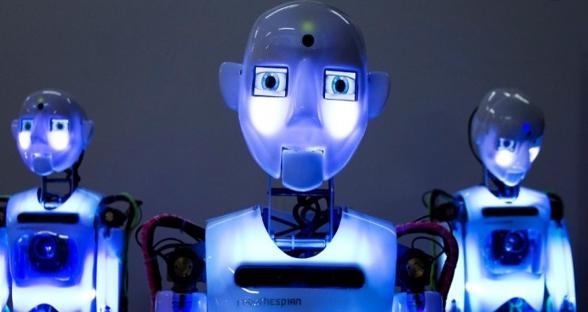 伦敦博物馆机器人展开幕 带你看500年前的机器人