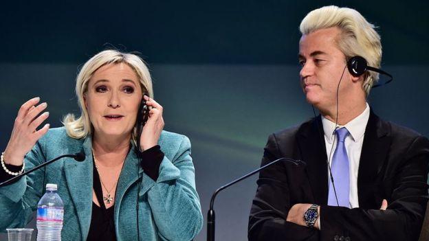 向左走,向右走? 这两个女性政治家或决定欧盟未来命运