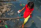 孟加拉生命之河沦为毒河