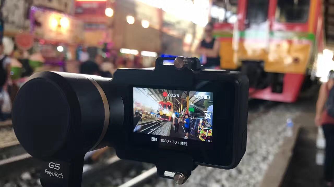 视频:带着GoPro Hero5游曼谷