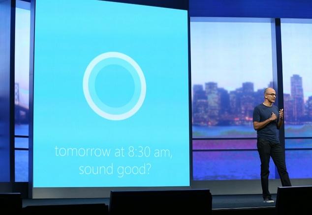 微软发布AI助手Cortana 助用户及时查邮件