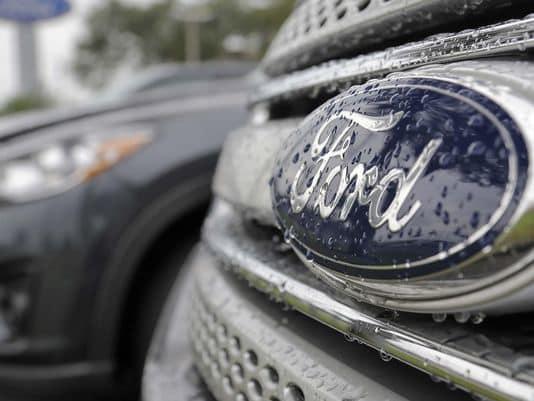 通用1月在华销量同比下降24% 福特降32%