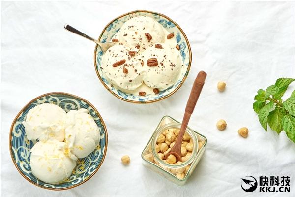 味道酸爽:大蒜冰淇淋风靡 引吃货追捧