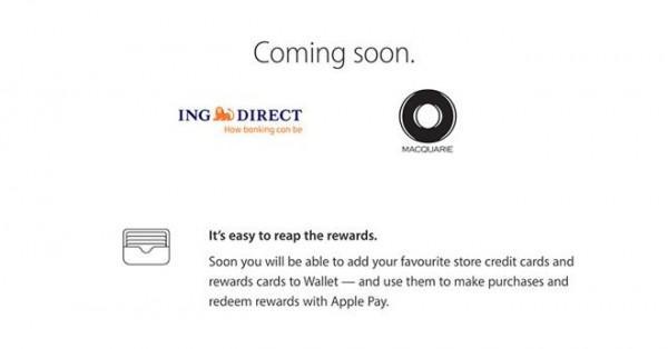 Apple Pay在澳大利亚又迈出了艰难的一步