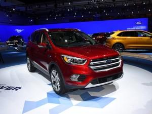 2020年达13款 福特将丰富在美SUV产品线
