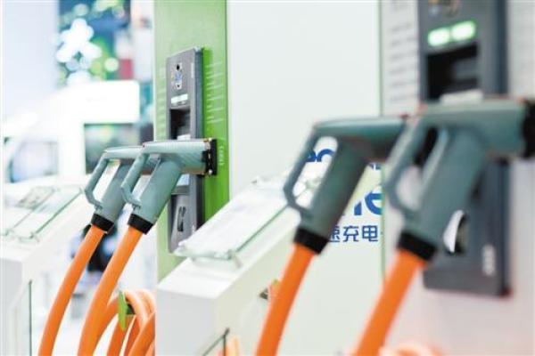 """北上广深将迈入电动汽车充电桩""""五公里""""时代"""