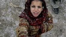 阿富汗雪灾后 贫民家庭如何养七个孩子