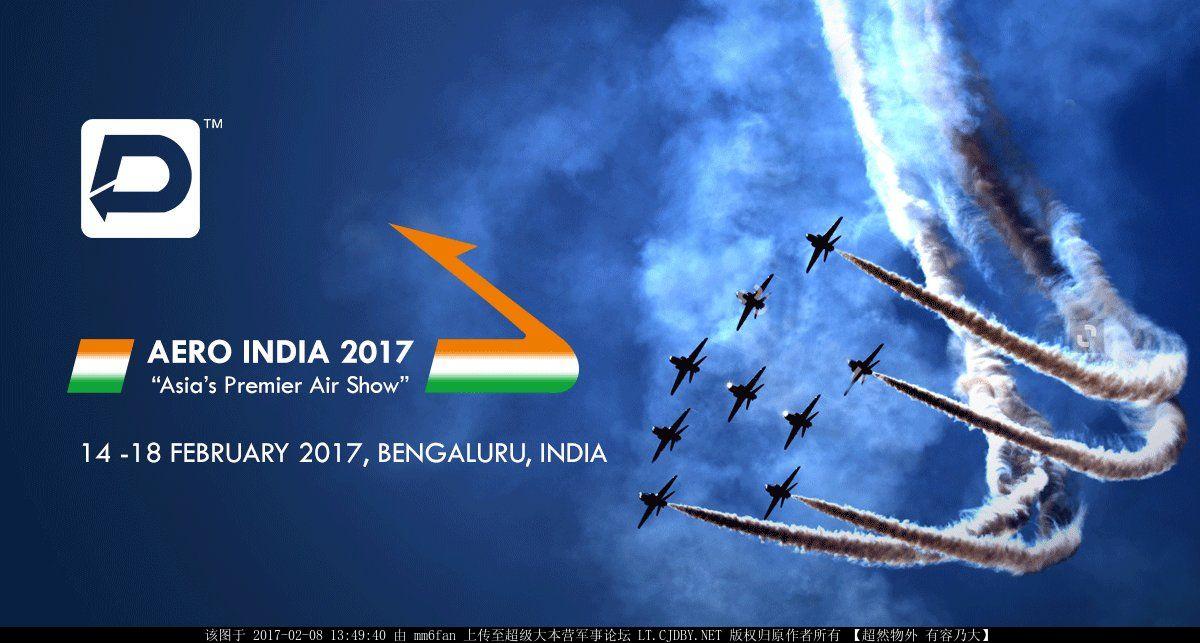 世界军火巨头齐赴印度献礼 紧盯军机采购大肥肉