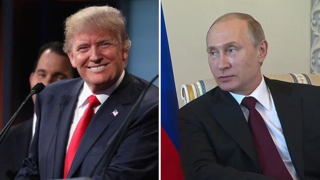 特朗普和普京通话却不知核武条约 自夸人气高