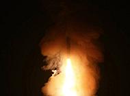 美军试射民兵3洲际弹道导弹