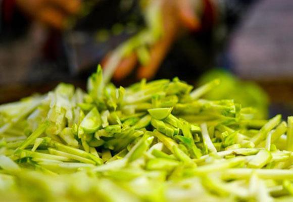 揭秘涪陵榨菜生产流程:世界三大名腌菜之一