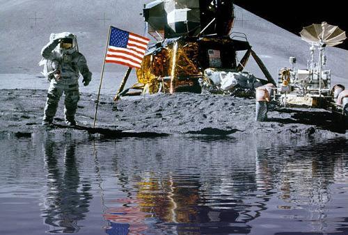 月球上有水吗?答案超乎想象