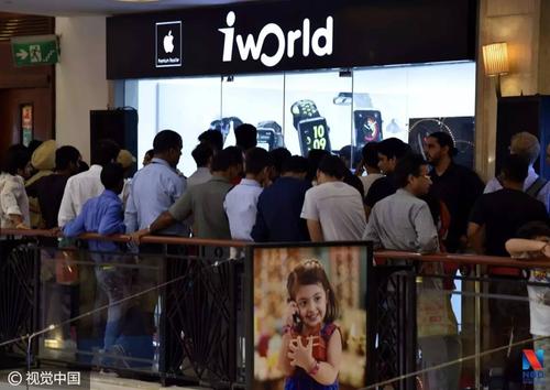 苹果落户印度?发展制造业不只是一句口号