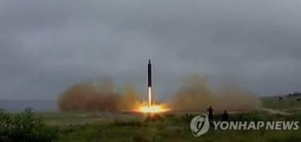 突发!朝鲜今晨试射导弹,向特朗普示威?