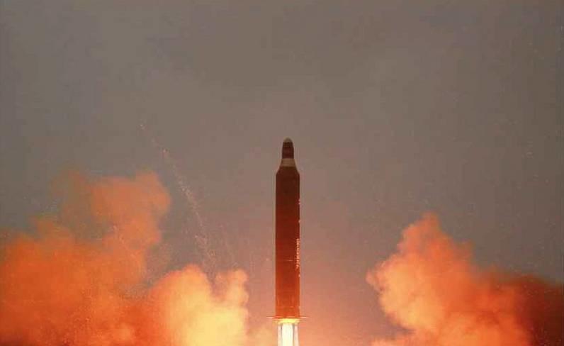 今晨朝鲜发射的是不是洲际导弹?