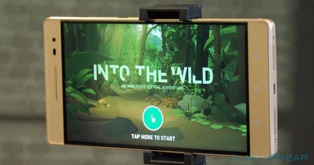 用AR和VR技术来体验一场野生动植物的保护计划