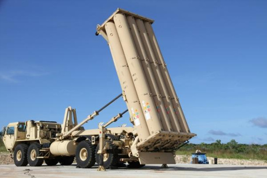 朝鲜射导弹帮部署萨德找到借口?中国无端躺枪