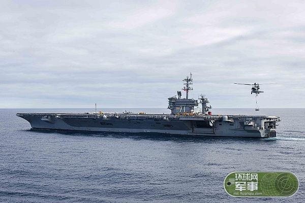 大型航母太笨重?美智库呼吁造小型航母对付中国