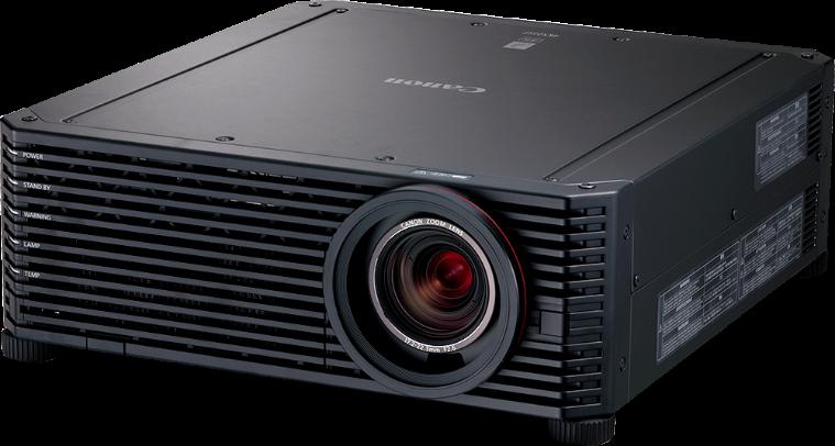 佳能发布4K LCOS工程投影机新品4K501ST