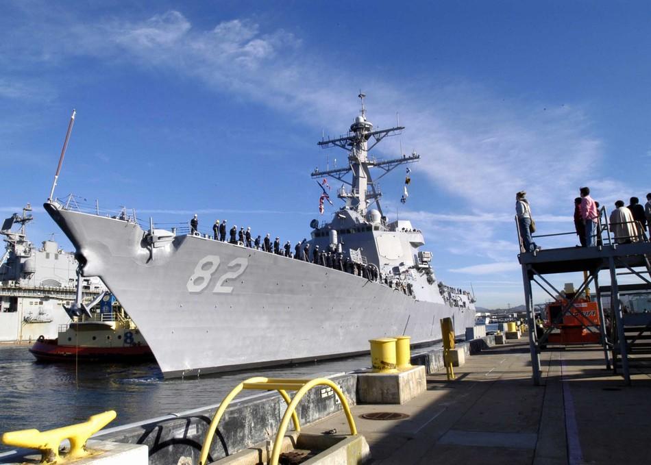 美媒:美国海军正计划在南海对华发出新挑战!