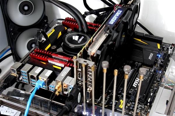 64G内存分50G做硬盘:这电脑速度惊了!