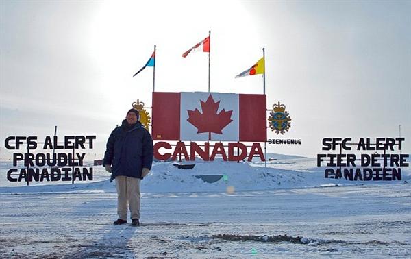 零下50度:全球最北居住地 几分钟冻住眼睛