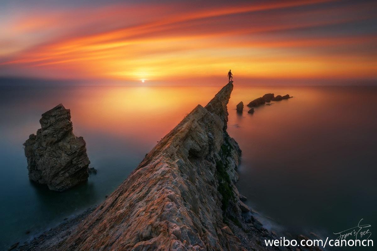 """#摄手作#""""东临碣石,以观沧海"""