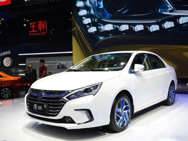 纯电续航100km 秦/唐新车型2月27日上市
