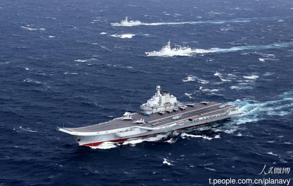 专家:中国航母应能全球巡航 要经常游弋南海