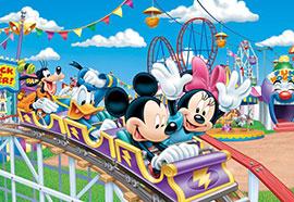 中国内地第二家迪士尼启动 全球下滑押宝中国?