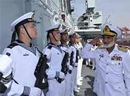 巴举办多国海上军演今将闭幕