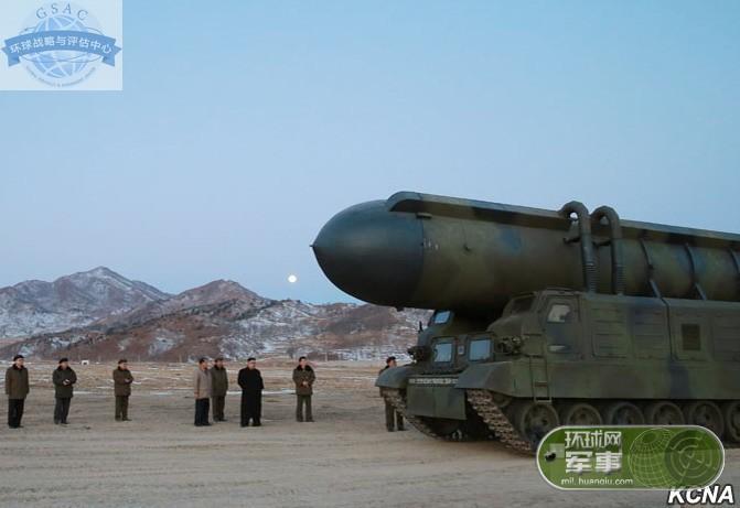独家研判!朝鲜北极星2导弹发射场距中国仅70余公里
