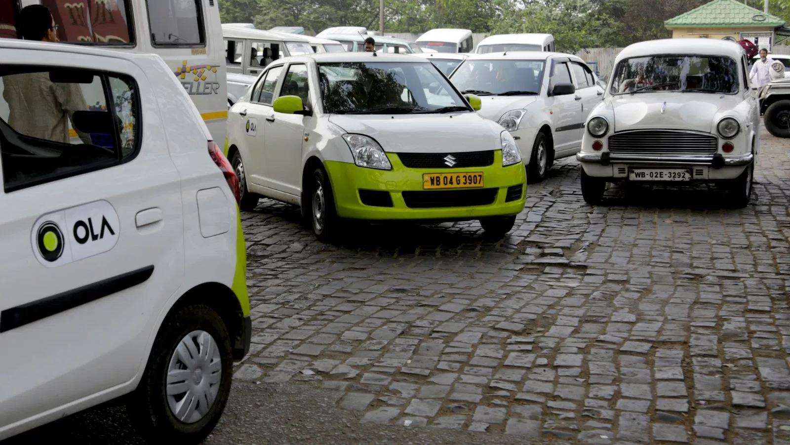 """印度专车司机抗议薪资""""大打折扣"""" 多市举行罢工"""
