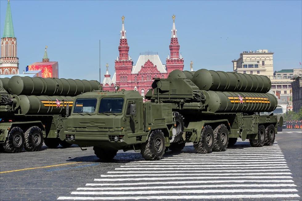 俄媒:俄售华S400防空导弹合同已处于生产阶段