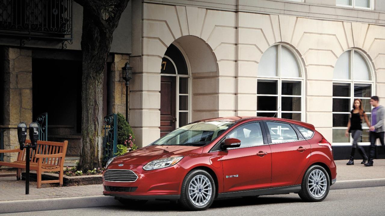 欧版福克斯纯电动车升级 配新电池/续航延长