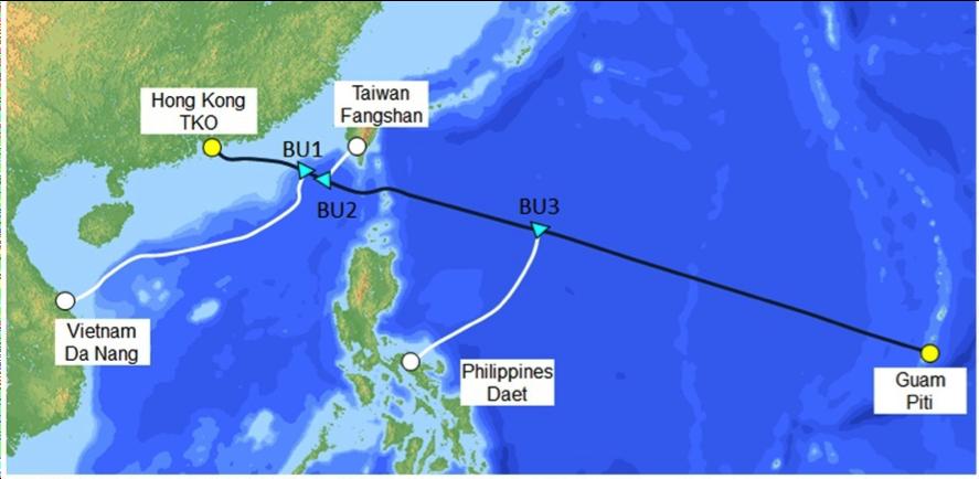 NEC签署连接香港与关岛的海底光缆承建合同