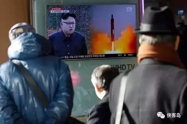 【解局】朝鲜跟特朗普第一次通话,是用导弹完成的