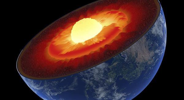 """比太阳更热!地球地核为啥是固体?原子""""洗牌"""""""