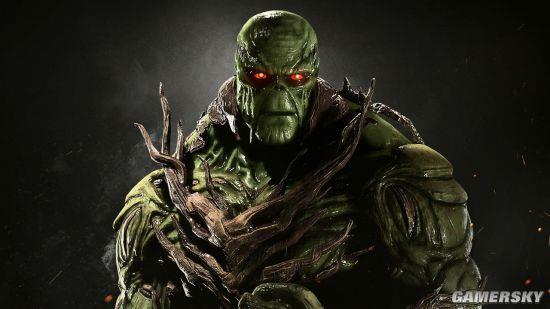 《不义联盟2》沼泽怪物预告片:蝙蝠侠儿子被暴打