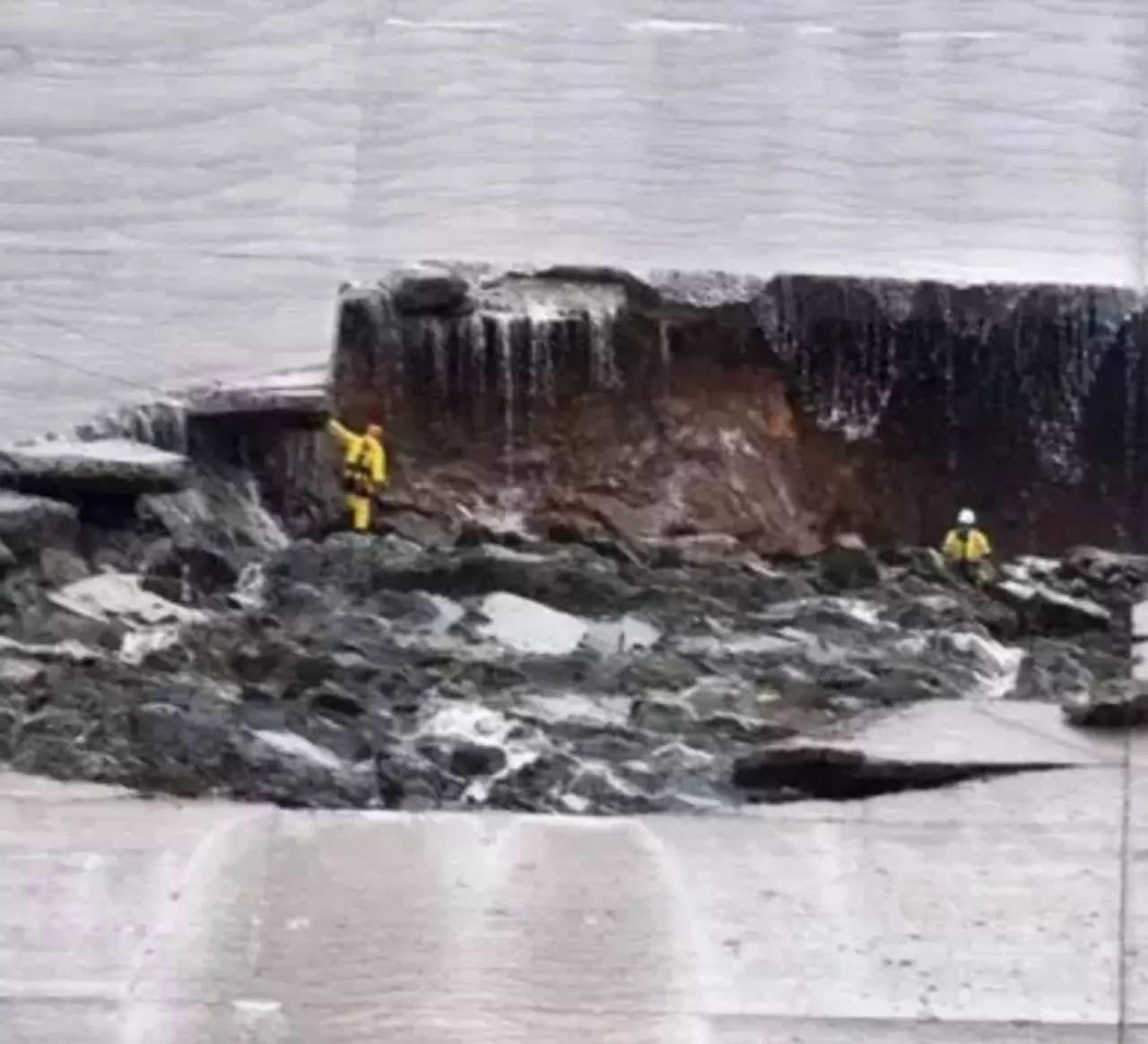 险情 | 美国最高大坝破了个大洞 半世纪以来最严峻 约20万人紧急撤离