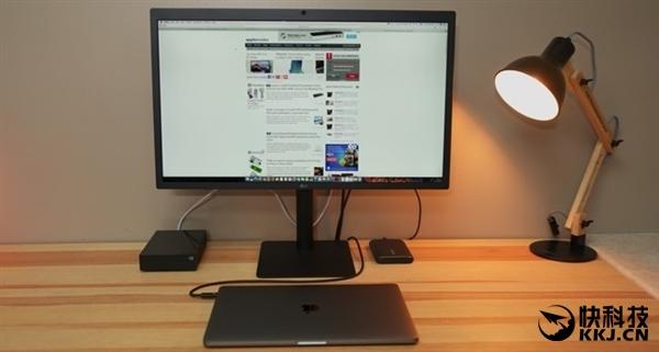 LG旗舰5K显示屏有缺陷苹果怒下架:新MBP哽咽