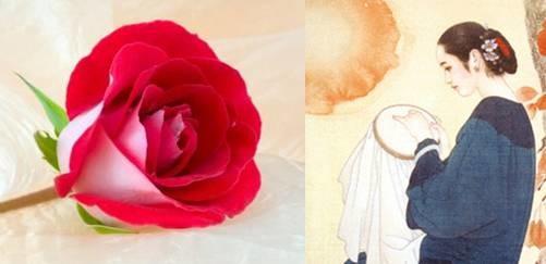 十年了,千年相思是否依然不敌一枝玫瑰?