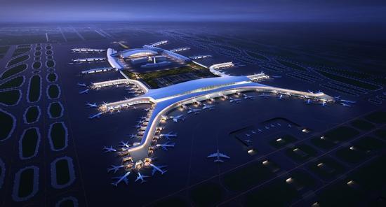 白云机场将技术屏蔽乱闯无人机