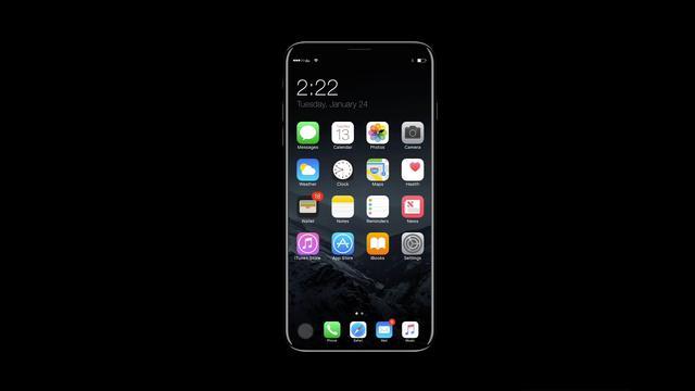 无home键?苹果新专利显示iPhone 8迎大变革