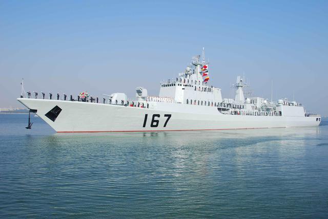 中国多艘旧军舰焕发第二春 改装后战力大幅提升