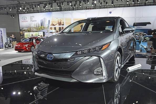 丰田混动汽车全球销量突破1000万大关