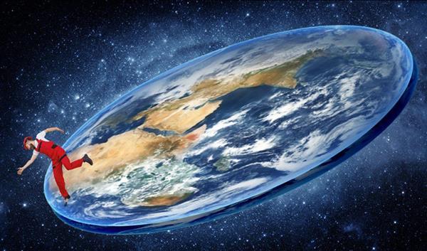 假如地球被压成扁平:这一幕幕太神奇了!